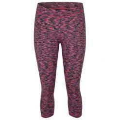 Loap Spodnie Makitana 3/4 Kn Pink Mel S. Różowe bryczesy damskie Loap, s, na fitness i siłownię. W wyprzedaży za 59,00 zł.