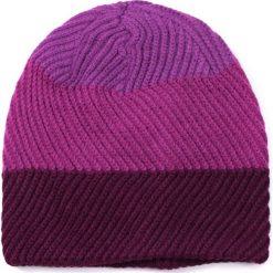 Czapka damska Trzy kolory. Fioletowe czapki zimowe damskie marki Art of Polo. Za 32,73 zł.