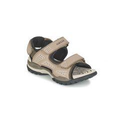 Sandały sportowe Dziecko  Geox  J BOREALIS B. B. Brązowe buty sportowe chłopięce Geox. Za 202,30 zł.