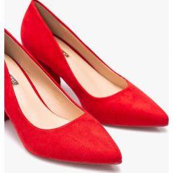 Buty ślubne damskie: Answear - Czółenka Bellucci