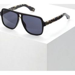 Marc Jacobs Okulary przeciwsłoneczne black. Czarne okulary przeciwsłoneczne męskie aviatory Marc Jacobs. Za 839,00 zł.