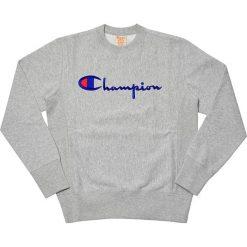 Bluza Champion Crewneck Sweatshirt (212576-EM004). Szare bluzy męskie marki Nike, m, z bawełny. Za 295,99 zł.