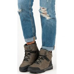 DAMSKIE BUTY TREKKINGOWE MCKEYLOR - odcienie brązu i beżu. Szare buty trekkingowe damskie McKeylor. Za 109,90 zł.