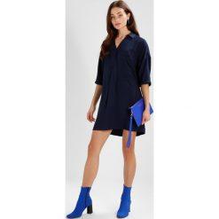 Sukienki hiszpanki: Whistles NEW LOLA DRESS Sukienka koszulowa navy