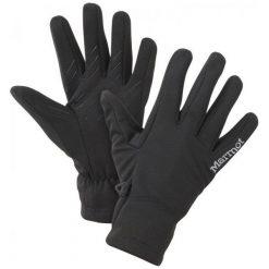 Rękawiczki damskie: Marmot Rękawiczki Wm's Connect Softshell Glove Black M
