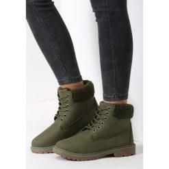 Zielone Traperki Roxanne. Zielone buty zimowe damskie vices. Za 79,99 zł.