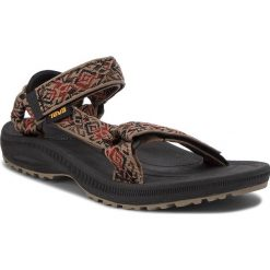 Sandały męskie: Sandały TEVA – Winsted 1017419 Robles Brown