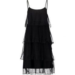 Sukienki hiszpanki: Navy London LOTTIE Sukienka letnia black