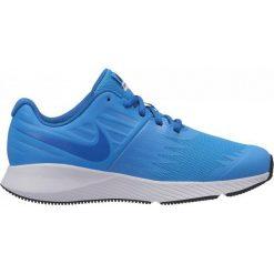 Nike Buty Do Biegania Star Runner Gs Running Shoe Equator Blue Blue Nebula-Black-White 35,5. Białe buciki niemowlęce chłopięce Nike. Za 179,00 zł.