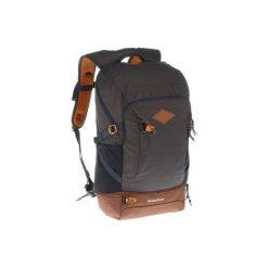 Plecak turystyczny NH500 30 l. Brązowe plecaki męskie QUECHUA, z materiału. Za 139,99 zł.
