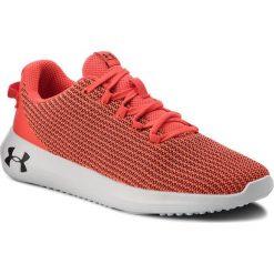 Buty UNDER ARMOUR - Ua Ripple 3021186-600 Red. Brązowe buty do biegania męskie marki Under Armour, z materiału. W wyprzedaży za 199,00 zł.