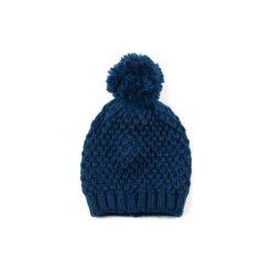 Czapka damska Pani zima niebieska. Niebieskie czapki zimowe damskie Art of Polo, na zimę. Za 28,94 zł.
