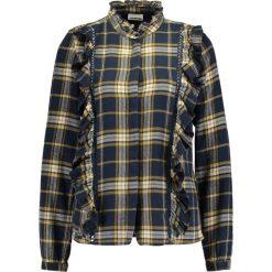Koszule wiązane damskie: Noisy May NMERIK FRILL Koszula navy blazer