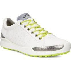 Golfy męskie: ECCO Men's Golf Biom Hybrid – Biały – 39