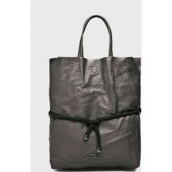 Nobo - Torebka. Szare torebki klasyczne damskie Nobo, z materiału, duże. Za 219,90 zł.