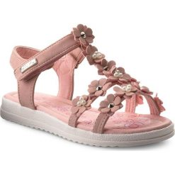 Sandały dziewczęce: Sandały NELLI BLU – CS17082-3 Różowy