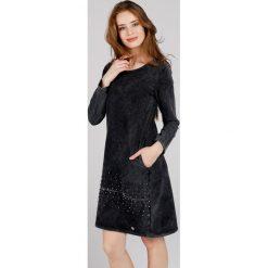 Sukienki hiszpanki: Sukienka - 4-8847 BLACK