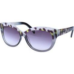 """Okulary przeciwsłoneczne damskie aviatory: Okulary przeciwsłoneczne """"JC679S 05B"""" w kolorze szarym"""