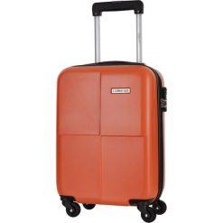Walizki: Walizka w kolorze pomarańczowym – 34 l