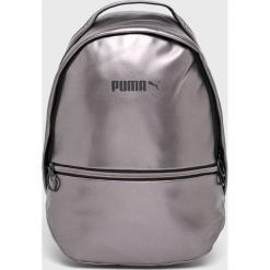 Puma - Plecak. Szare plecaki damskie Puma, z materiału. Za 229,90 zł.
