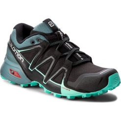 Buty do biegania damskie: Buty SALOMON - Speedcross Vario 2 W 398418 21 V0 Black/North Atlantic/Biscay Green