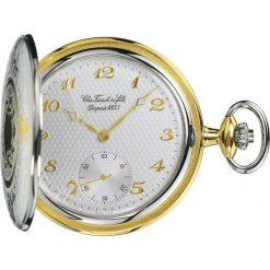 RABAT ZEGAREK TISSOT SAVONNETTE MECHANICAL T83.8.450.82. Białe zegarki męskie TISSOT. W wyprzedaży za 1980,00 zł.