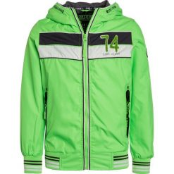 Kurtki chłopięce: Cars Jeans KIDS LONDO Kurtka przejściowa neon green