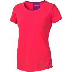 Bluzki sportowe damskie: Marmot Koszulka Sportowa Wm's Essential Ss Bright Pink/Beet Purple S'