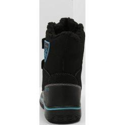 Kozaki dziewczęce: Kastinger SNOWWALK VELCRO Śniegowce black
