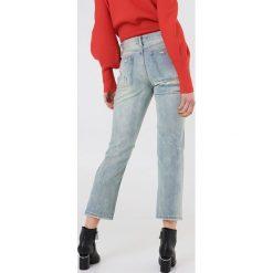 Spodnie damskie: EVIDNT Jeansy Ghent - Blue