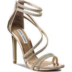 Sandały damskie: Sandały STEVE MADDEN – Sweetest Sandal 91000523-0S0-07011-15002 Rose Gold