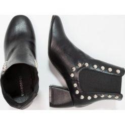 Botki damskie lity: Glamorous Botki black