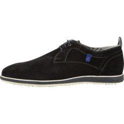 Floris van Bommel PRESLI Sznurowane obuwie sportowe dark blue. Niebieskie buty skate męskie Floris van Bommel, z materiału, na sznurówki. Za 799,00 zł.