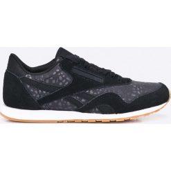 Reebok Classic - Buty Nylon Slim. Czarne buty sportowe damskie reebok classic Reebok Classic, z gumy. W wyprzedaży za 139,90 zł.