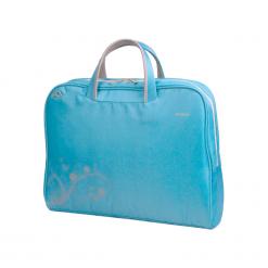 """Sumdex KCB - 51 15""""-16"""" niebieska. Niebieskie torby na laptopa marki Sumdex, z materiału. Za 79,00 zł."""