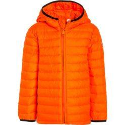GAP PUFFER Kurtka zimowa orange blaze. Brązowe kurtki chłopięce zimowe marki Reserved, l, z kapturem. W wyprzedaży za 167,20 zł.