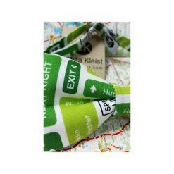 Mucha Road Style. Zielone muchy męskie Edyta kleist, z bawełny. Za 99,00 zł.