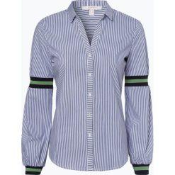 Esprit Casual - Bluzka damska, beżowy. Brązowe bluzki sportowe damskie Esprit Casual, z klasycznym kołnierzykiem. Za 179,95 zł.