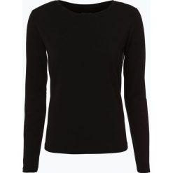 Marie Lund Sport - Damska koszulka z długim rękawem, czarny. Czarne topy sportowe damskie Marie Lund Sport, l, z długim rękawem. Za 99,95 zł.