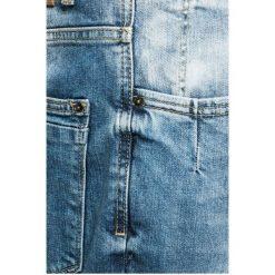 Medicine - Jeansy Let's Rebel. Szare jeansy męskie slim marki MEDICINE, z bawełny. W wyprzedaży za 59,90 zł.