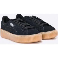Buty sportowe dziewczęce: Puma – Buty dziecięce Suede Platform Jewel Jr