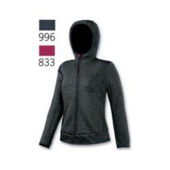 Brugi Bluza damska 2ND6-486 Grigio r. XL. Szare bluzy sportowe damskie marki Brugi, m. Za 178,91 zł.