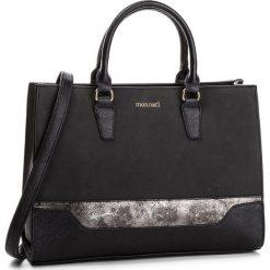 Torebka MONNARI - BAG9970-020 Black. Czarne torebki klasyczne damskie Monnari, ze skóry ekologicznej. W wyprzedaży za 199,00 zł.