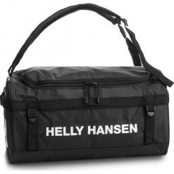 Torba HELLY HANSEN - HH Classic Duffel Bag Xs 67166-990 Black. Niebieskie torebki klasyczne damskie marki Helly Hansen. W wyprzedaży za 209,00 zł.