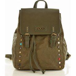 Torby i plecaki: NOBO Sportowy plecak miejski khaki