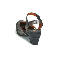 Sandały Art  I ENJOY 1122. Czarne sandały damskie Art. Za 351,20 zł.