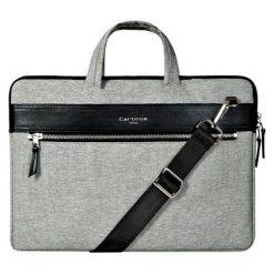 Torba Cartinoe Elegancka torba na laptopa 13,3 cala Cartinoe London Style Series szara. Szare torby na laptopa marki Cartinoe. Za 108,37 zł.