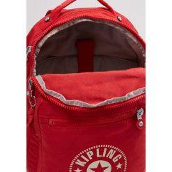 Kipling CLAS SEOUL Plecak lively red. Czerwone plecaki damskie Kipling. Za 379,00 zł.