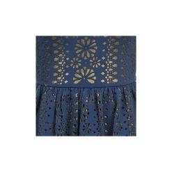 Sukienki krótkie Manoush  NEOPRENE. Niebieskie sukienki mini marki Manoush, z krótkim rękawem. Za 1743,20 zł.