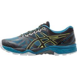 ASICS GELFUJITRABUCO 6 Obuwie do biegania Szlak deep aqua/black. Niebieskie buty do biegania męskie Asics, z gumy. Za 549,00 zł.